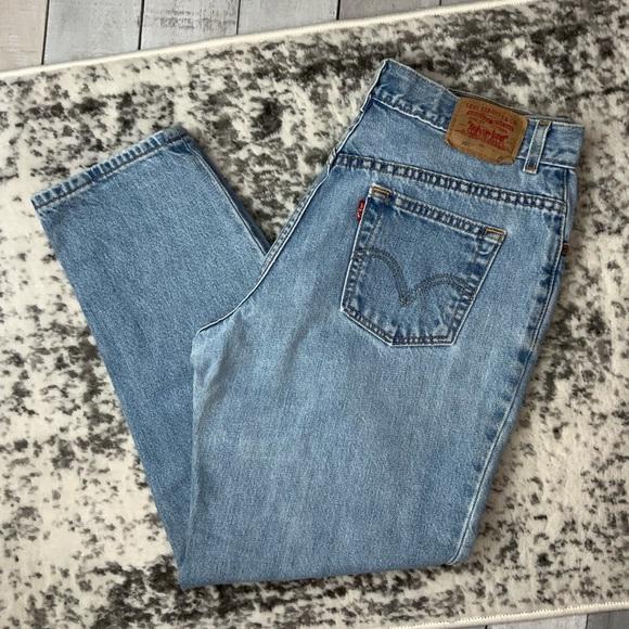 Levi's Denim - Levi's Vintage Classic Relaxed 550 Jeans 14 petite